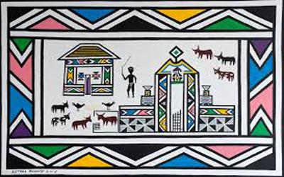 Le marché de l'art contemporain en Afrique